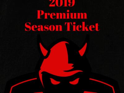 Denton Diablos Premium Season Ticket